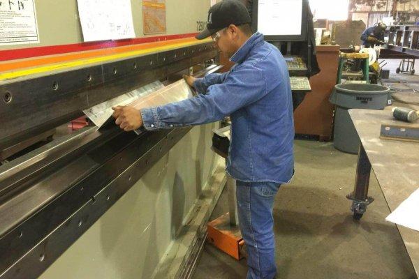 FAB Services CNC BreakPress