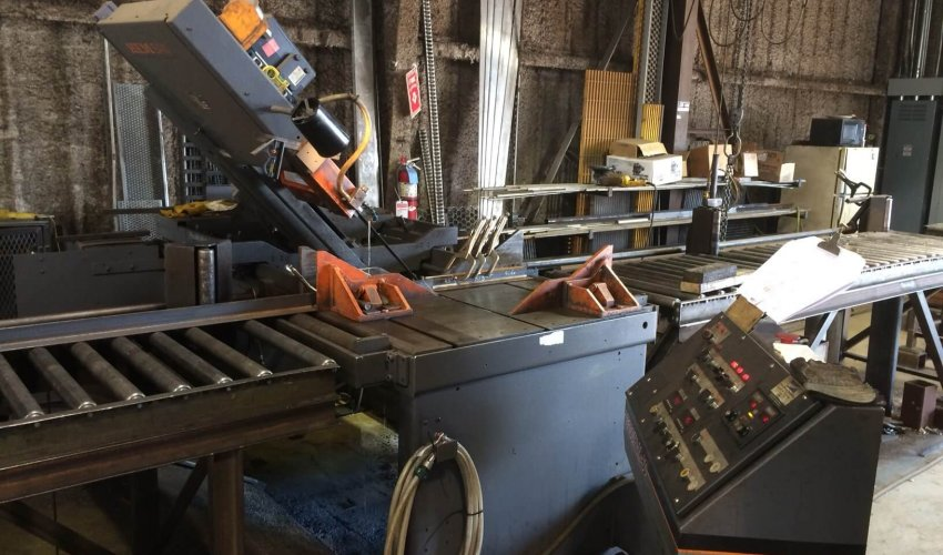 FAB Services Band Saw