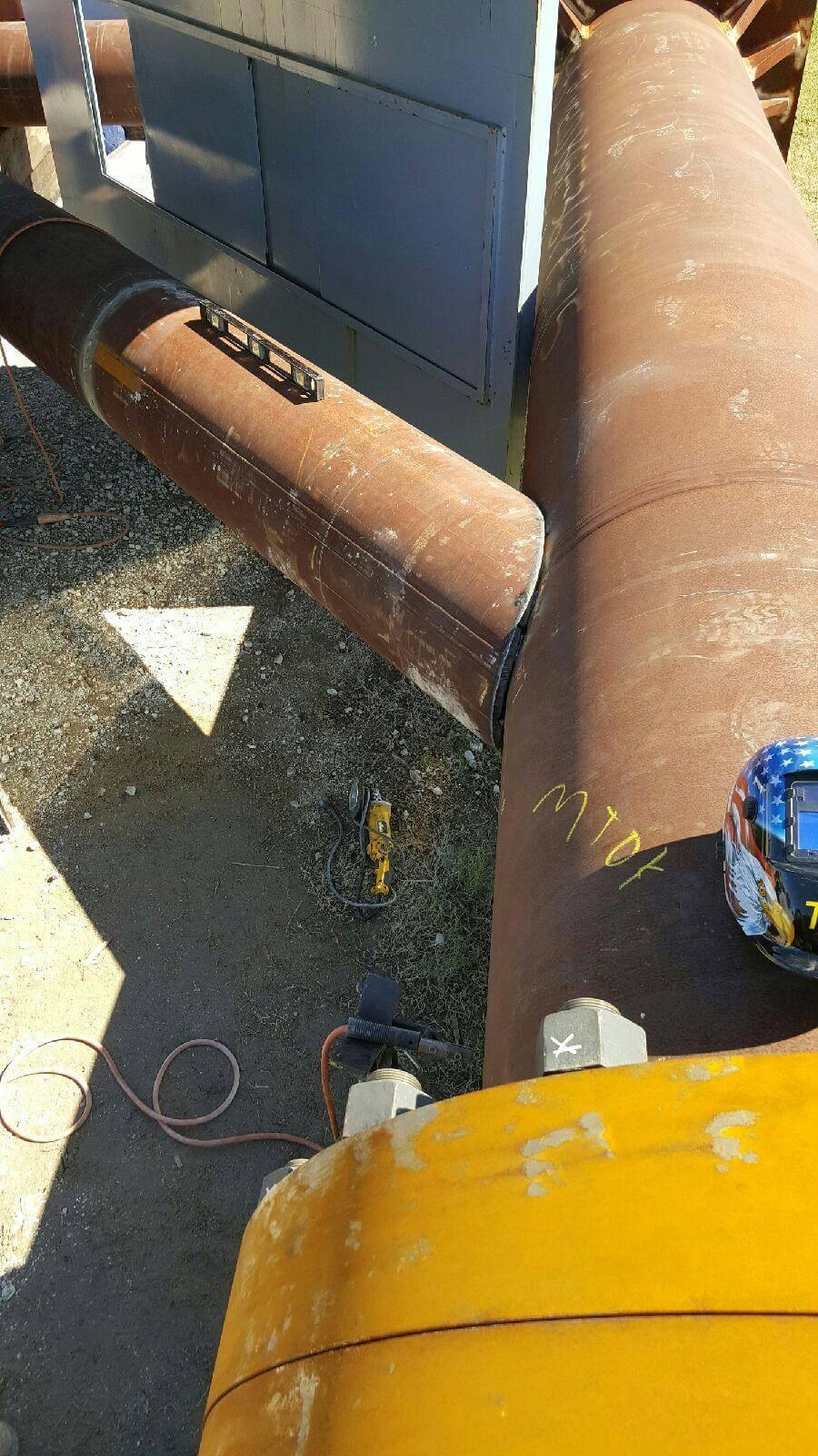 pipeline-saddle